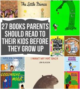 children's books, books to read to your kids, favorite children's books