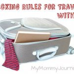 21 Packing Rules for Traveling with Kids