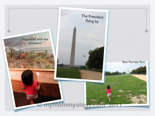 My Mommyology Day in DC