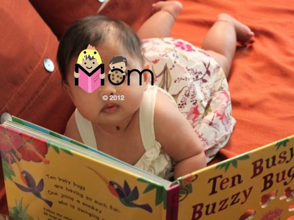 My Mommyology Jamie Reading