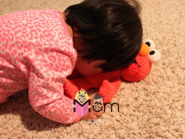 My Mommyology Love Elmo