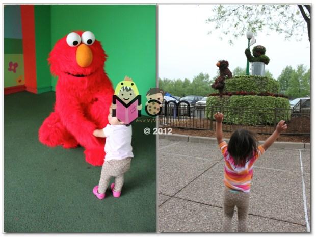 My Mommyology Elmo