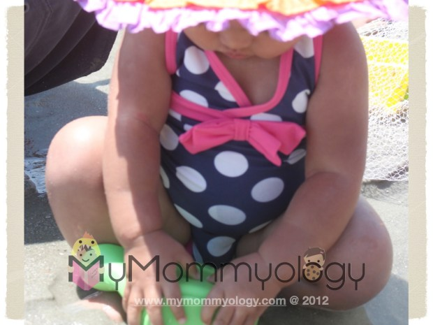 My Mommyology Beach Baby