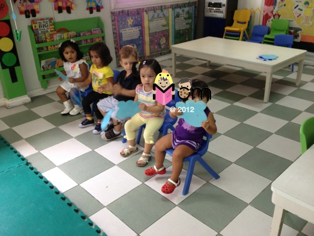 My Mommyology Toddler Class