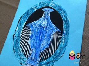My Mommyology Mama Mary Medallion
