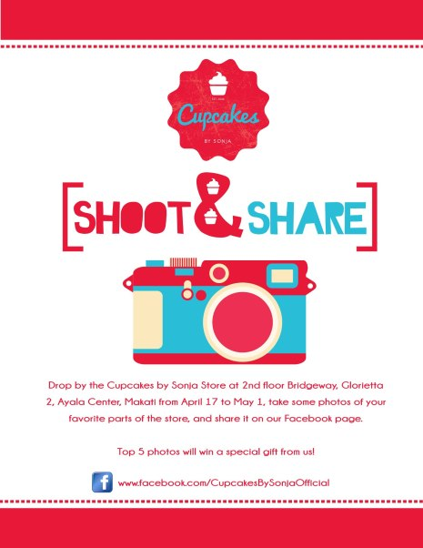 Shoot and Share!  Visit their Facebook page for the mechanics!