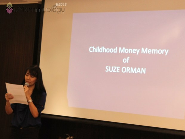 What's your earliest memory of money?