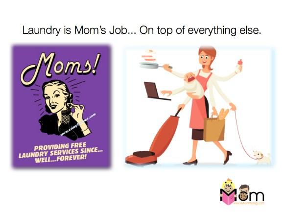 My Mommyology on Laundry
