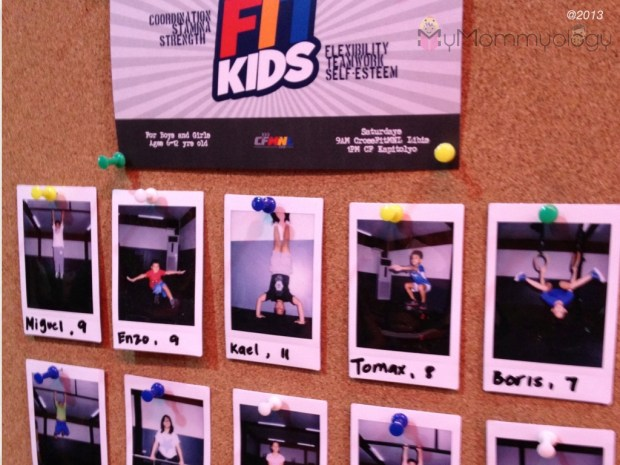 These kids are more physically fit than me!  No kidding.
