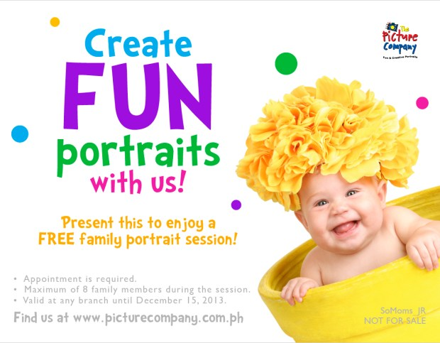Get your portraits done today!