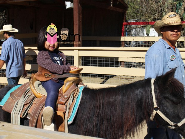 Giddyyup horsie.