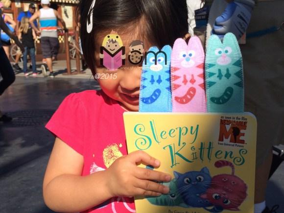 It's actually a pretty cute book.
