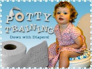 My Mommyology Potty Training
