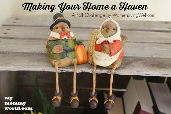 making your home a haven 2014