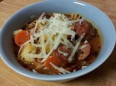 Hot Link Soup