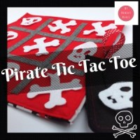 Pirate Tic Tac Toe