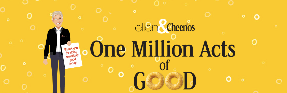 www.EllenTube.com/Cheerios
