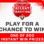 Enter Code TailgateTraditions.com