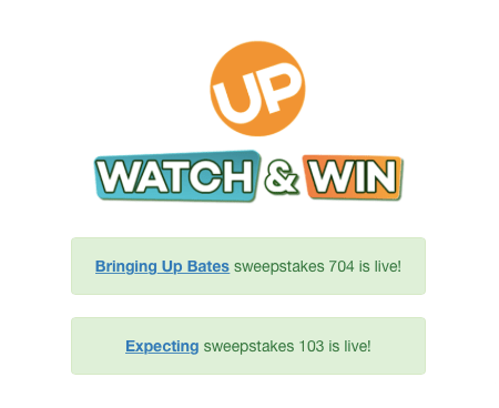 WatchUPandWin.com