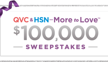 Enter to Win $100,000 Cash in QVC and HSN More to Love