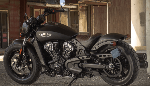 Indian Scout Bobber Motorcycle Sweepstakes