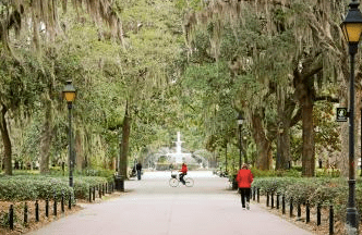 Enter the Travel Channel Savannah Vacation Sweepstakes