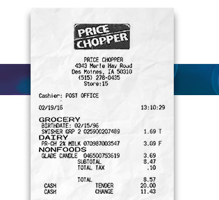 Win $100 Gift Card in Price Chopper Feedback Survey (PriceChopperSurvey.com)