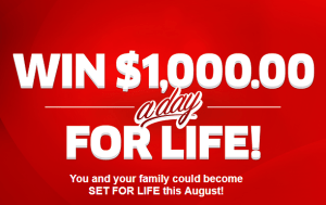 Publishers Clearing House $1000A-Day-For-Life
