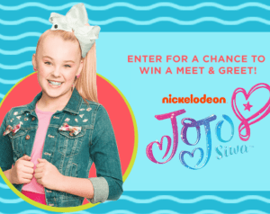 Michaels Unplug and MAKE Jojo Siwa Sweepstakes ($10k and