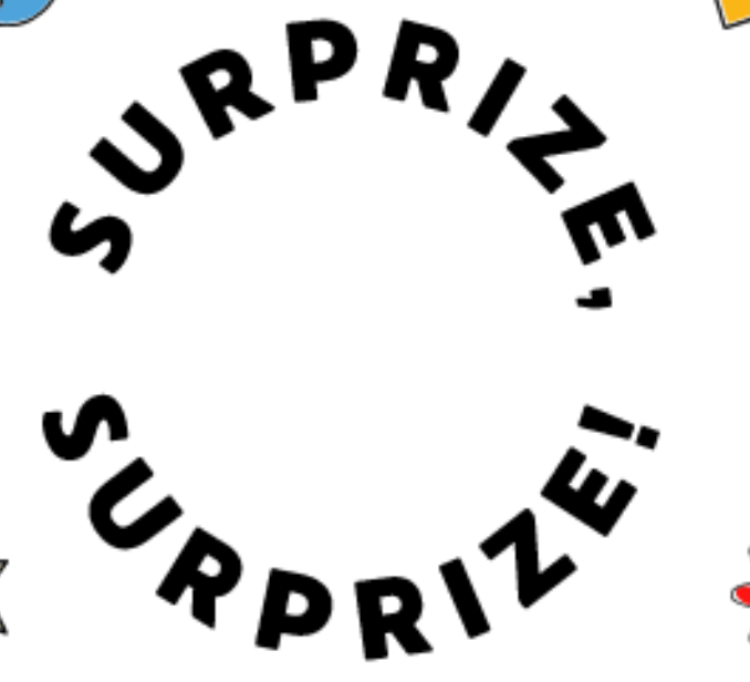 Gymboree Surprize Surprize Sweepstakes