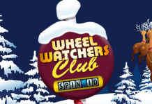 wheel of fortune santa