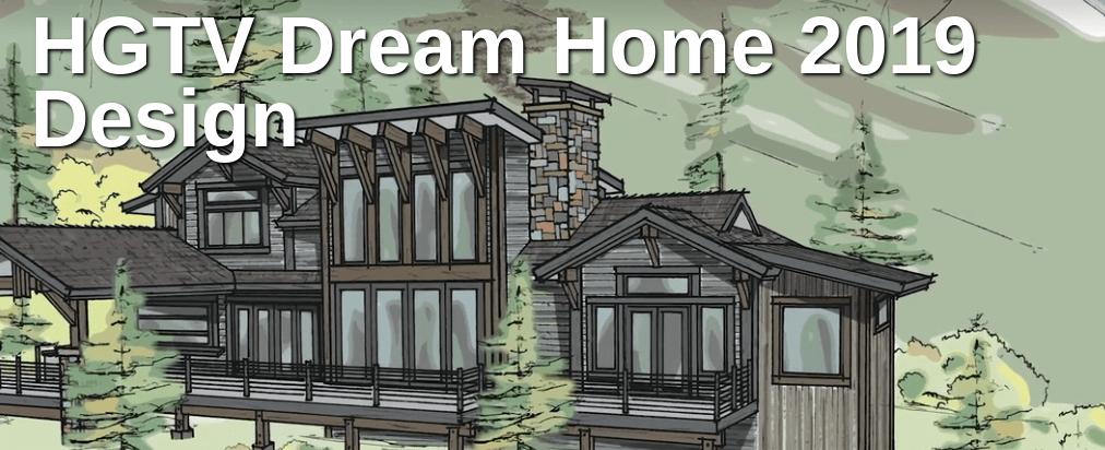 HGTV.com Dream Home 2019 Entry – HGTV Dream Home Sweepstakes