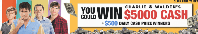 Win Charlie & Walden's Money Sweepstakes