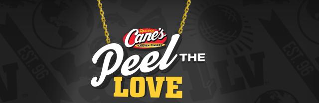 Raising Cane's Peel