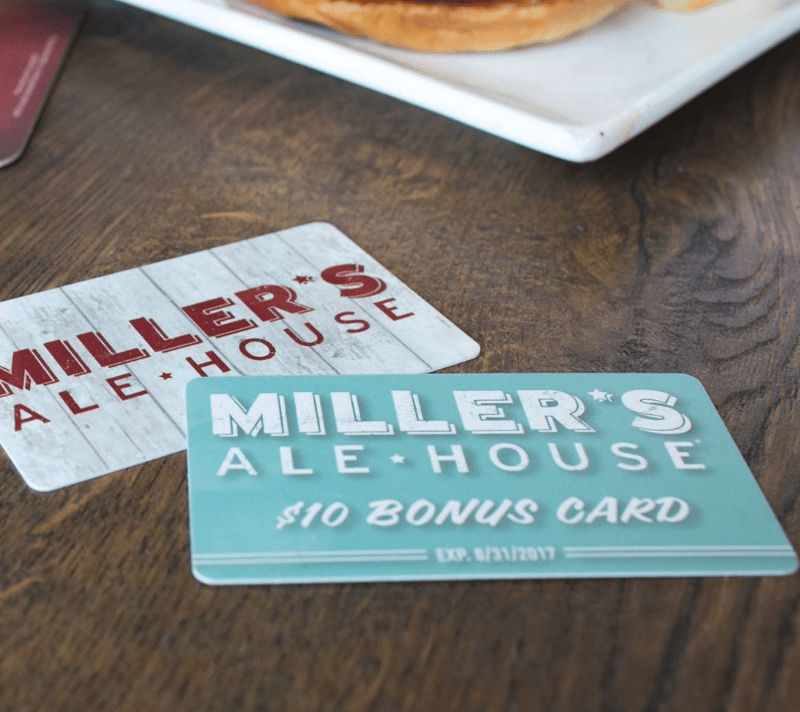 TellMillers.com – Take Miller's Ale House Listens Survey