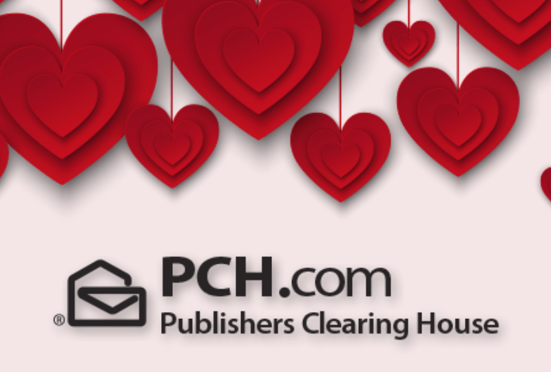 PCH 10 Million Dollar Sweepstakes and $4 million PCH Sweepstakes Entry