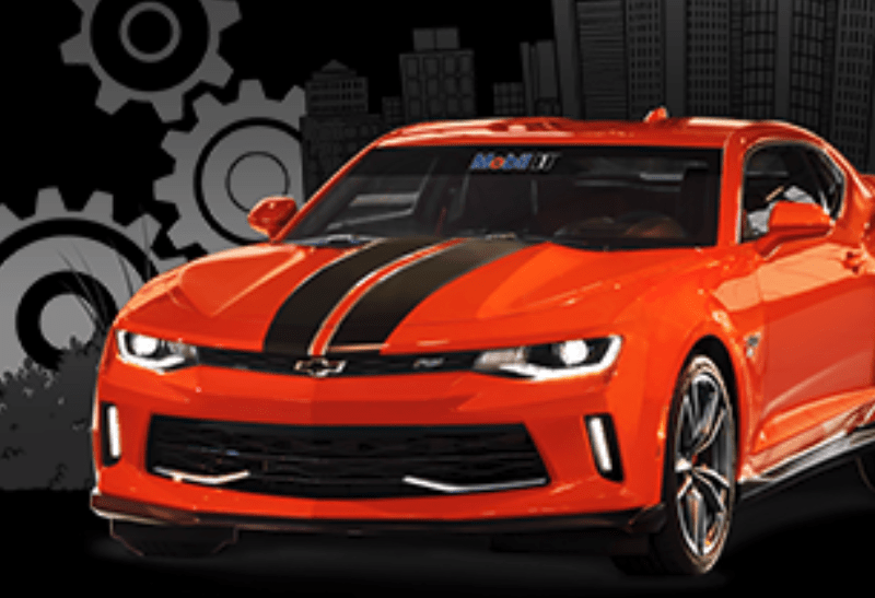 Legends Tour Sweepstakes – Win a Chevrolet Camaro and $15,000 Cash