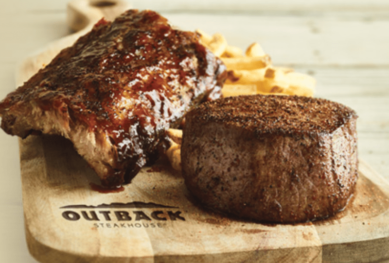 Tell Outback Customer Survey to Win $1000 Cash