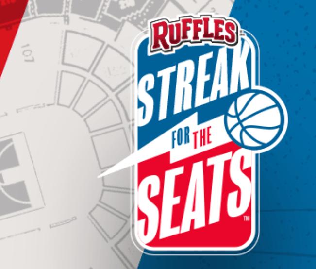 RufflesStreak.com For The Seats – Enter Bag Code to Win 2020 NBA Final Tickets