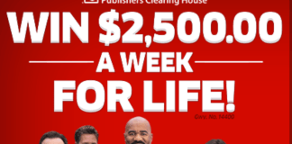 pch.com sweepstakes
