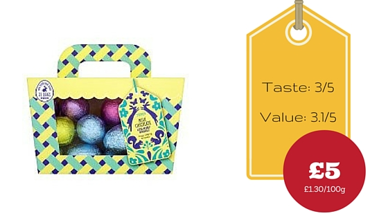 best value easter eggs