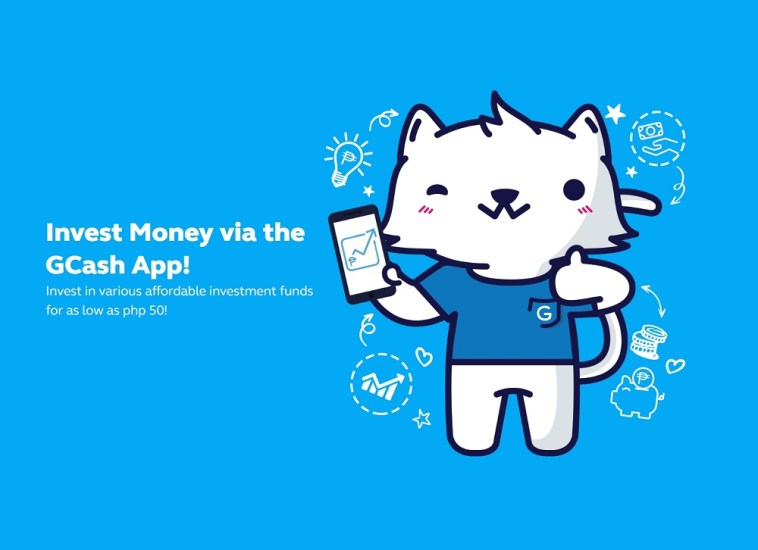 gcash 3 invest money