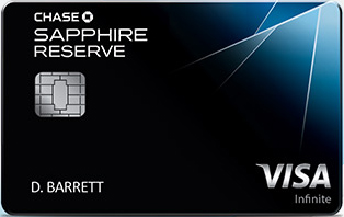 Deal Alert: Chase Sapphire Reserve Credit Card Review