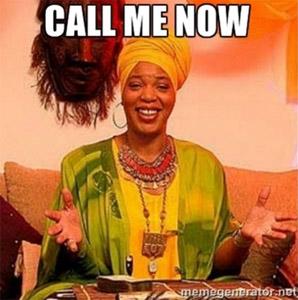 is miss cleo jamaican
