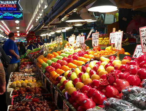 Money Wizard Farmers Market Produce