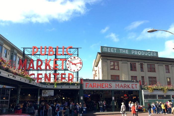 Money Wizard Seattle Public Market