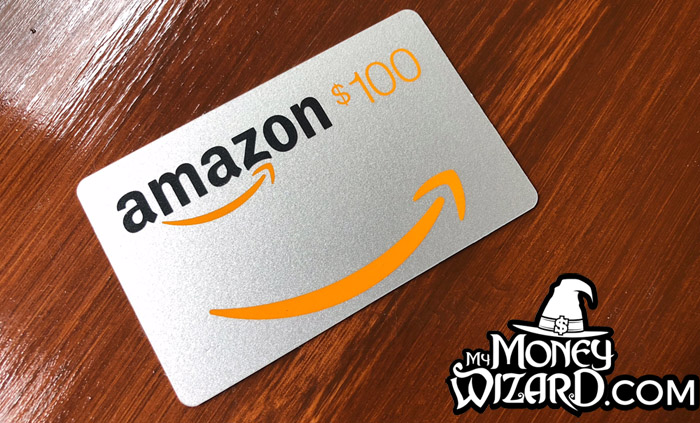 9 Easiest Ways To Earn Free Amazon Gift Cards In 2019 My Money Wizard