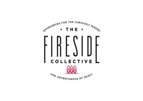 Fireside Collective logo - CMYK