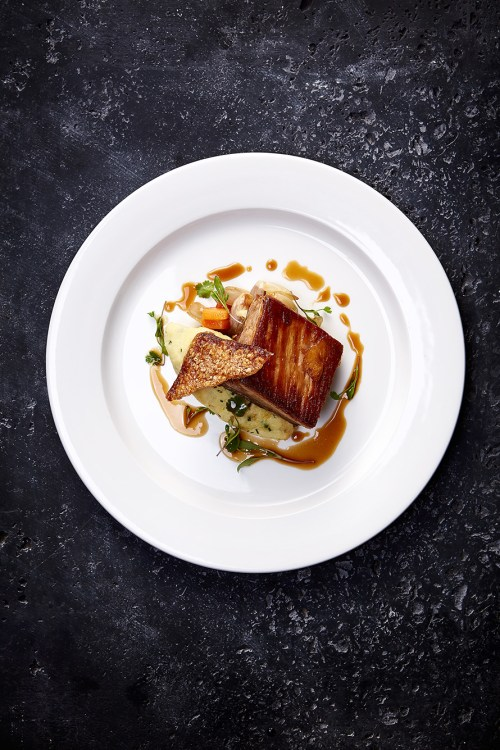 TIGERLILY EDINBURGH PORK BELLY
