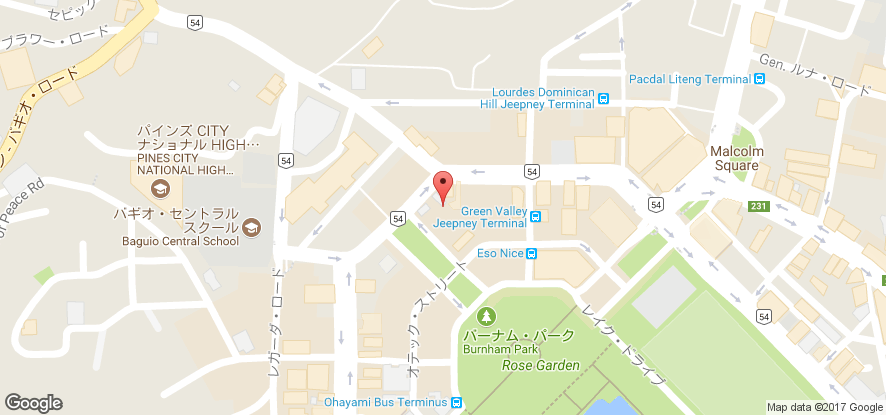 Location of Naruto in Google Maps